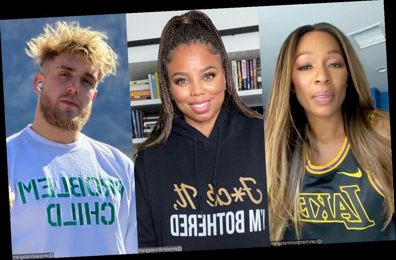 Cari Champion Reacts to Criticism Over Her and Jemele Hill's Remarks on Jake Paul's Boxing Win