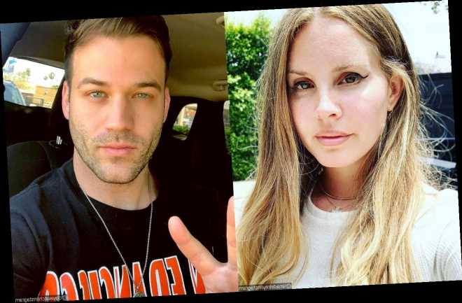 Lana Del Rey Believed to Be Engaged to Clayton Johnson After Being Seen Wearing Sparkler for Weeks