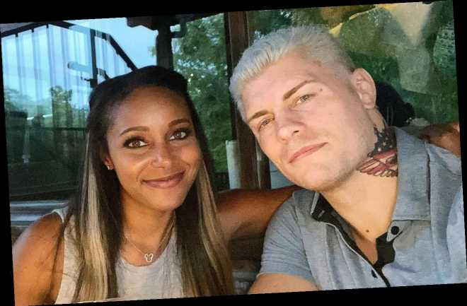 Brandi and Cody Rhodes Expecting First Child