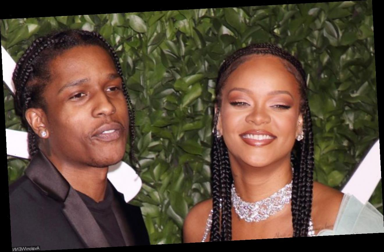 A$AP Rocky Joins Rihanna on Christmas in Her Native Barbados as They Get 'More Serious'