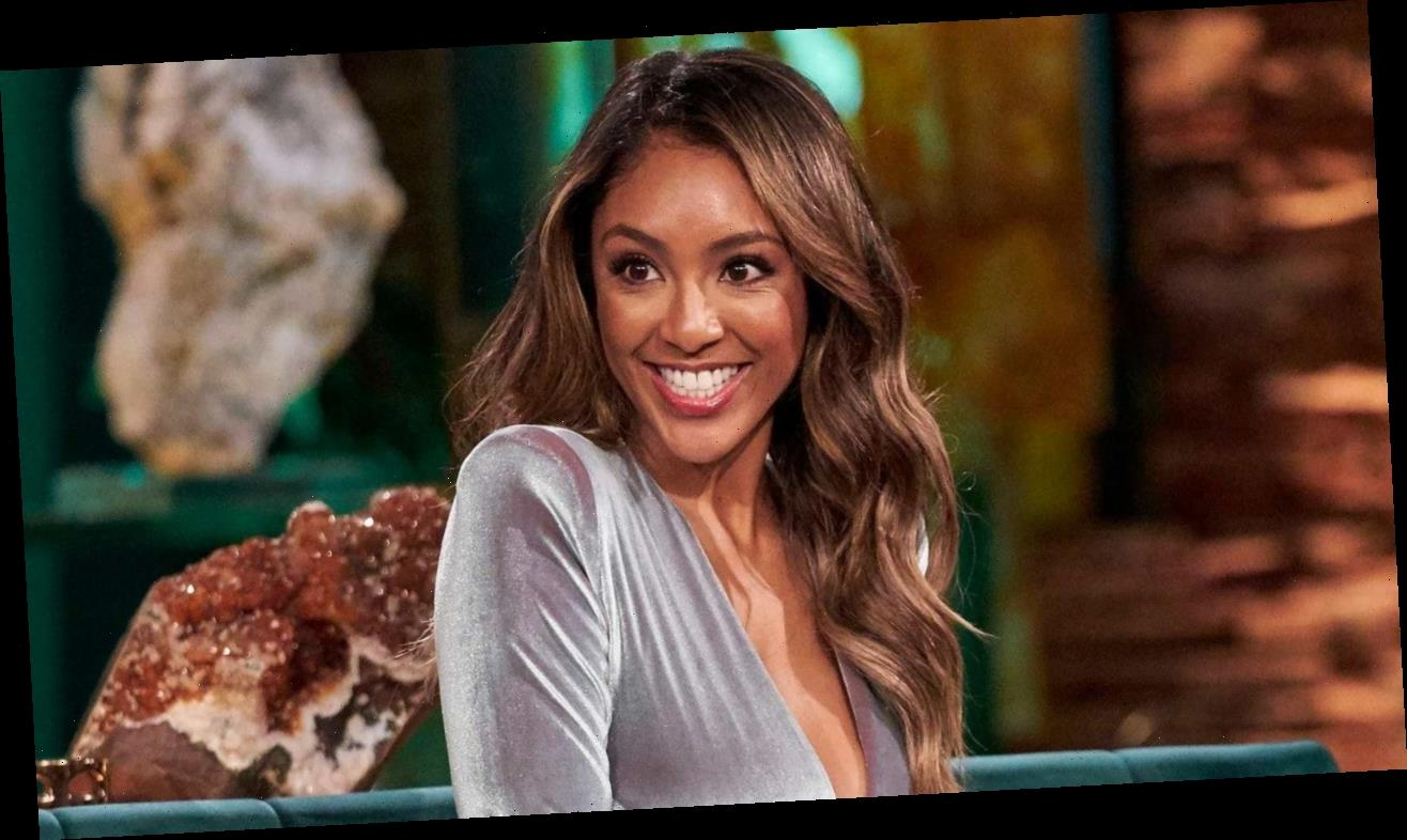 'The Bachelorette': ET Will Be Live Blogging Tayshia's Men Tell All!