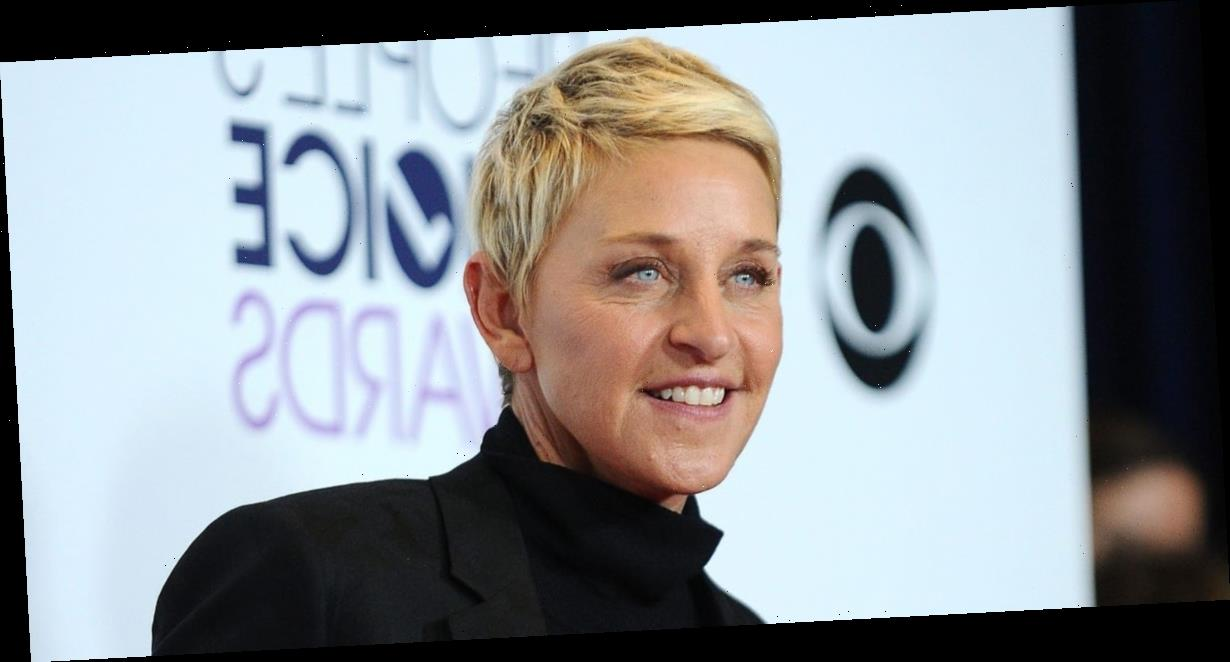 Ellen DeGeneres tests positive for COVID-19 and is 'feeling fine right now'