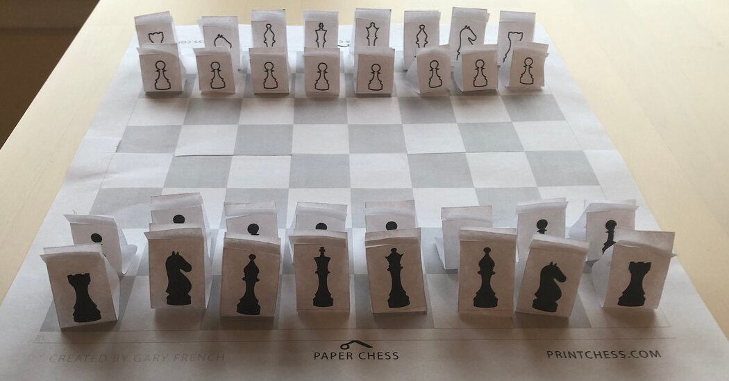 How to Make a Chess Set