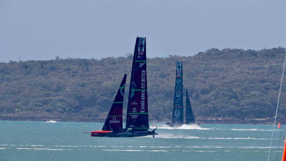 America's Cup 2021: World Series and Christmas Race live updates, schedule, start time, odds, live streaming and how to watch