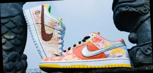 "Nike SB Dunk Low ""Street Hawker"" Salutes China's Omnipresent Food Carts"