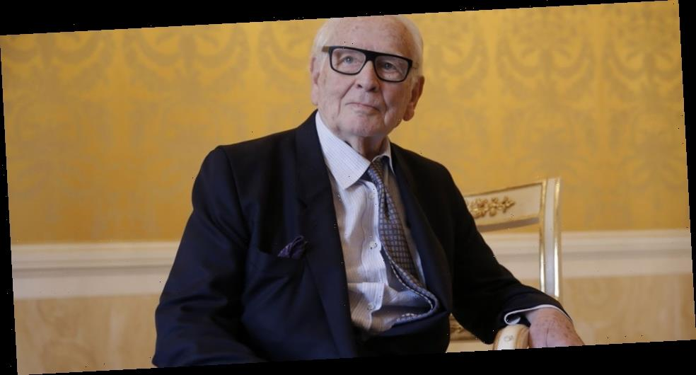 Pioneering Fashion Couturier Pierre Cardin Dies at 98