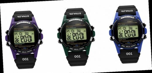 Timex Revives Its Expedition Atlantis Watch for Latest Capsule