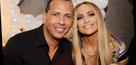 Jennifer Lopez Says Dressing as A-Rod's Ex for Halloween Wasn't Weird