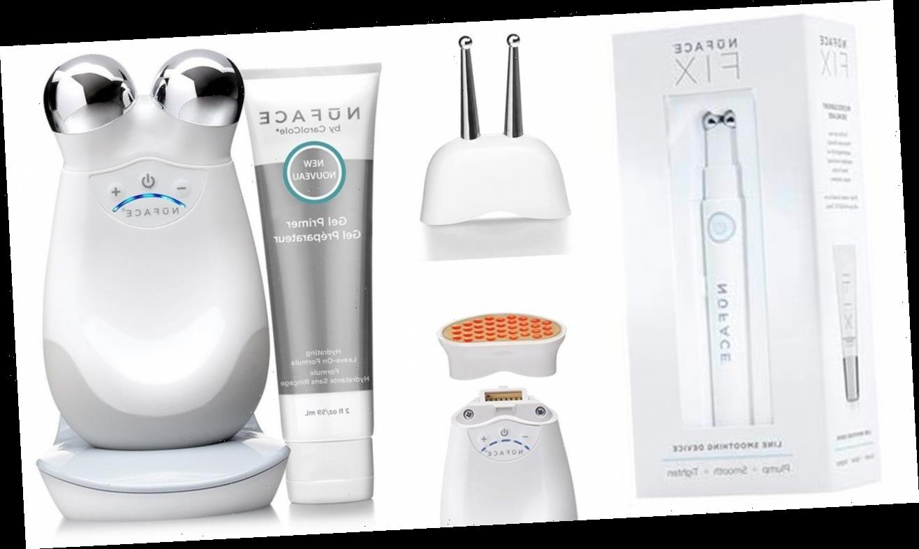 Amazon Holiday Deals Still Available on Select NuFace Products