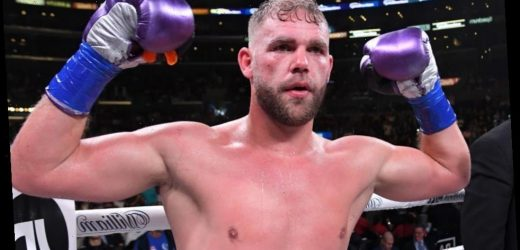 Billy Joe Saunders vs Murray: When is fight and how can I watch on TV or live stream?