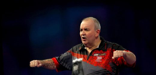 Phil Taylor refutes talk of a comeback as he reflects on the competitive nature of the modern game
