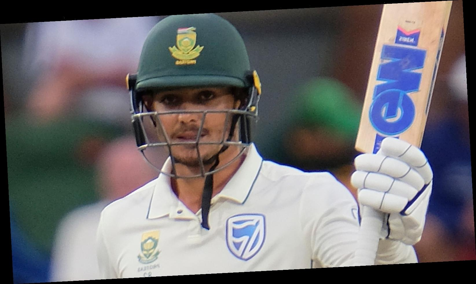Quinton de Kock says he will not become South Africa's permanent Test captain