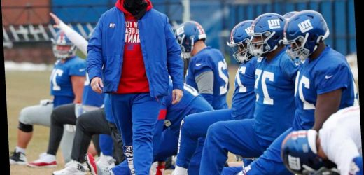 Giants have chance to show what they're made of