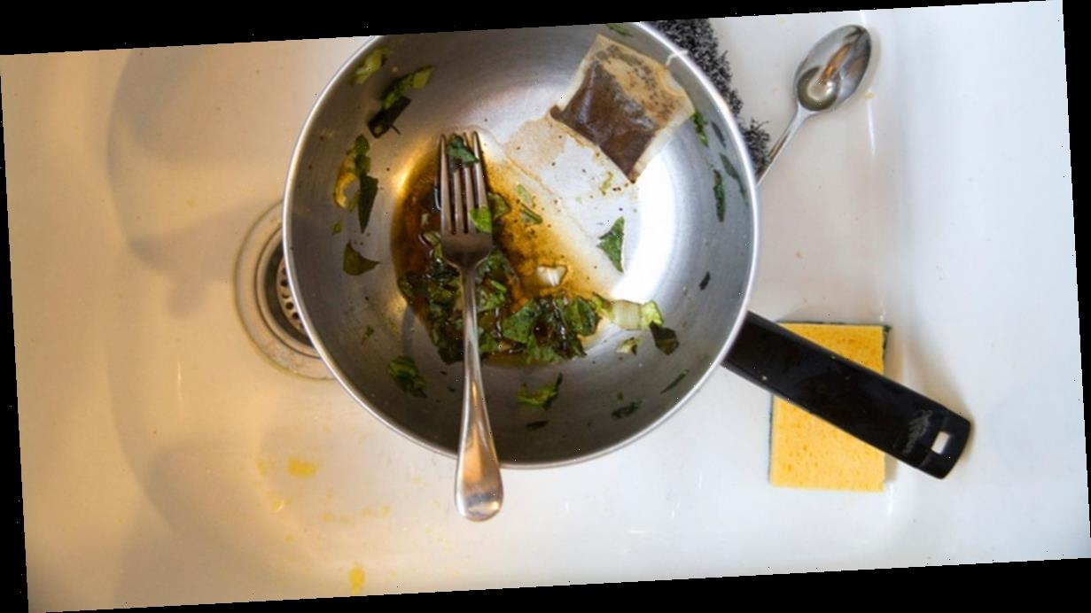 Why you shouldn't tip cooking oil in the sink – doing so could cost you fortune
