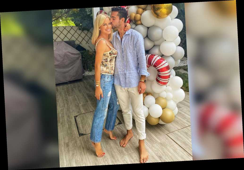 'Ladies of London' alum Caroline Stanbury engaged to boyfriend Sergio Carrallo