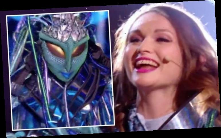 The Masked Singer: Alien star Sophie Ellis-Bextor details tactic used to disguise voice