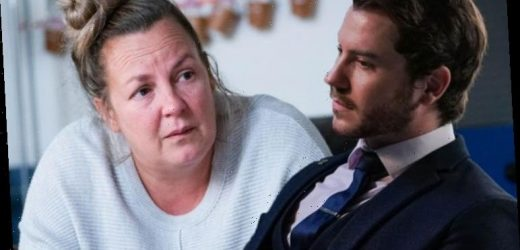 EastEnders spoilers: Gray Atkins plots to kill Karen Taylor to 'protect' Mia and Mackenzie