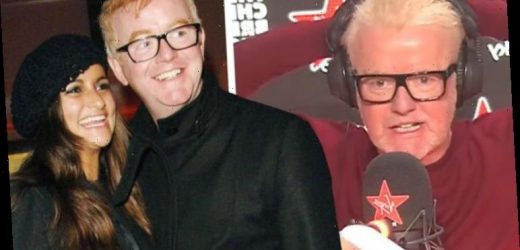 Chris Evans: Virgin Radio DJ admits he's unable to 'cheat' on wife's new strict house rule