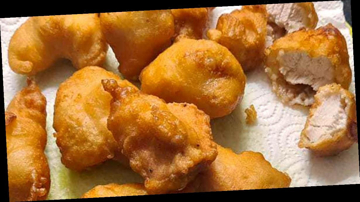 Mum recreates 'delish' Chinese takeaway-style battered chicken balls at home