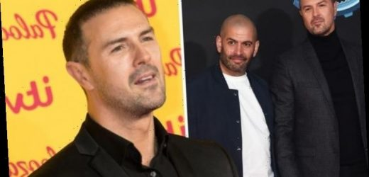 Paddy McGuinness addresses 'rumours' Top Gear co-star Chris Harris is doing Strictly 2021