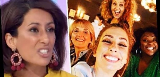Saira Khan gives more details on Loose Women exit: 'Didn't feel it was part of sisterhood'