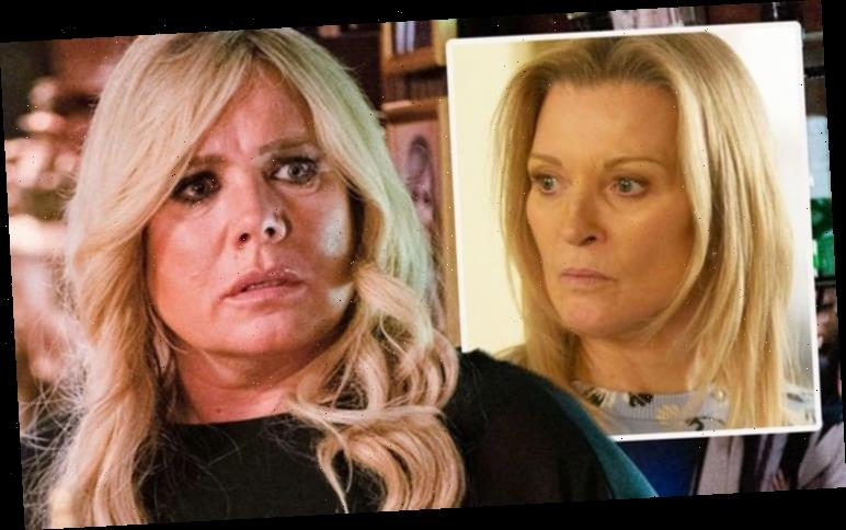 EastEnders spoilers: Sharon Mitchell goes on the run as Kathy Beale takes over Queen Vic?