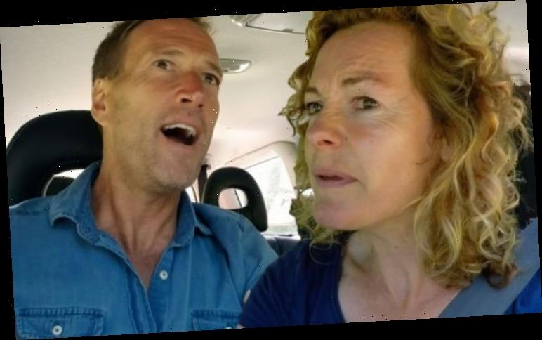 Kate Humble calls Animal Park co-star Ben Fogle 'old and incontinent' in cheeky jibe