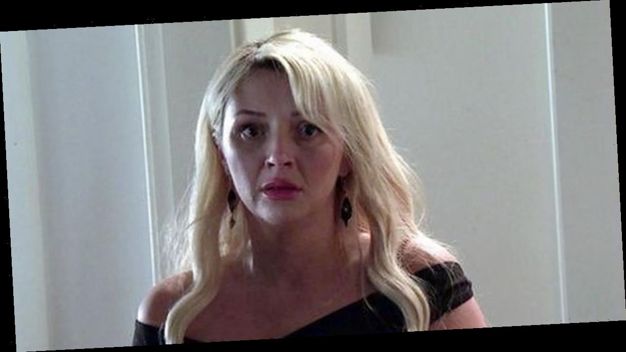 Kimberly Hart Simpson left Celebs Go Dating expert Anna in tears during filming