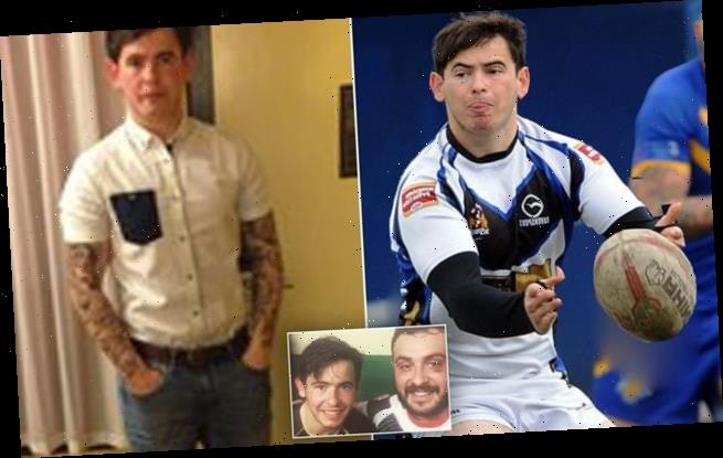 Tributes are paid to amateur rugby player, 26, after he was run over