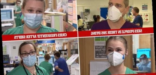 Staff at London hospital admit they've 'never felt more demoralised'