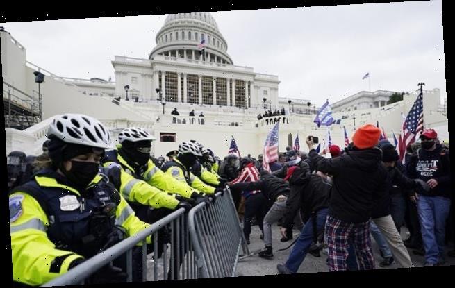 UK politicians slam 'terrible scenes' at US Capitol