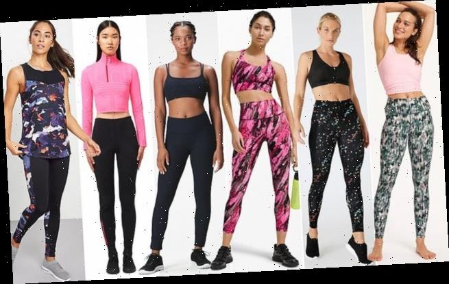 Can YOU tell the high street workout gear from designer ones?