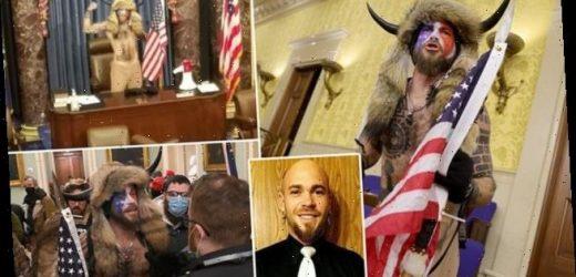 QAnon Shamen Jacob Chansley makes first court appearance in Phoenix