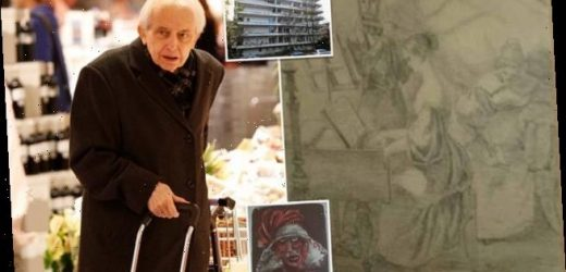 Final piece of Nazi-looted art kept by pensioner returned to owners