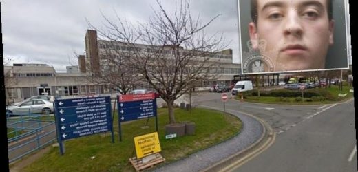 Drugged-up thug locked up for 21 months for fracturing nurse's cheek