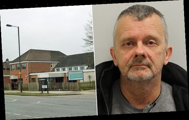 Priest, 63, who abused boys as young as 10 is jailed for five years