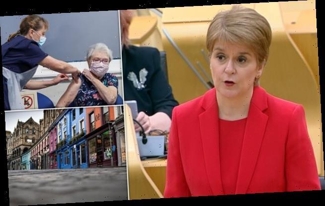 Nicola Sturgeon EXTENDS Scottish lockdown until mid-February
