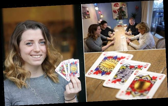 Gender-neutral playing cards replace king, queen and jack