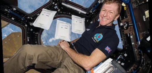 Tim Peake reveals Brian May played to International Space Station crew