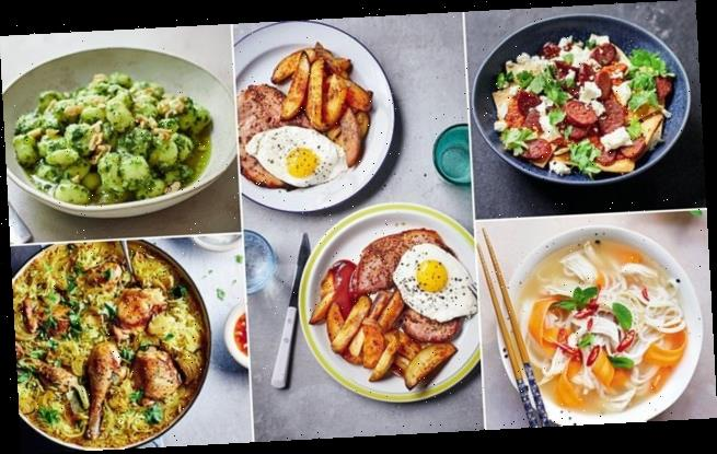 Try JOE WICKS' tips for meals that perfectly complement your workout
