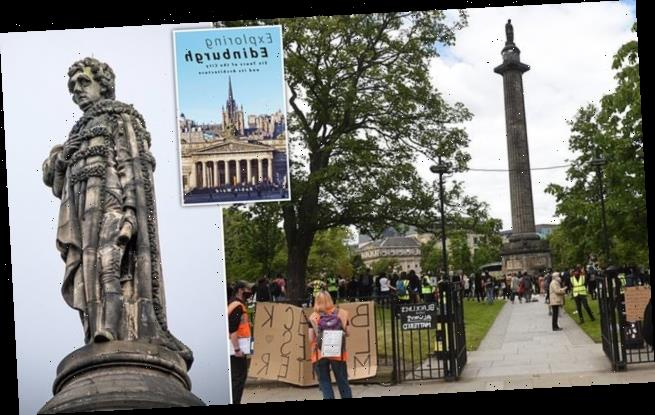 Guide on Edinburgh slave trade says statue of MP should be removed