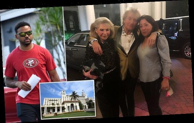 Rod Stewart reaches plea deal for Florida altercation