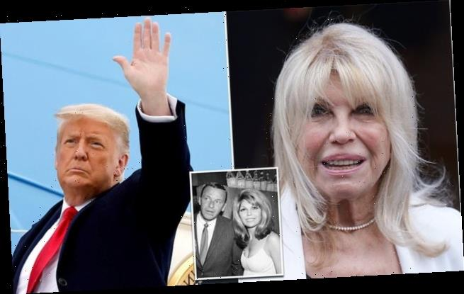 Nancy Sinatra says she will 'never forgive Trump voters'