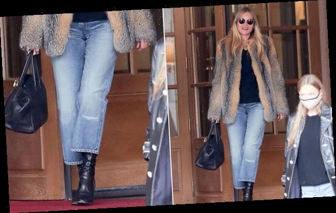 Shane Watson:Even Kate Moss has ditched the skinnies!