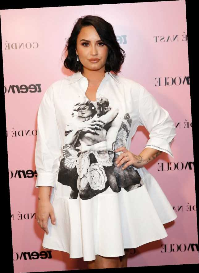 Demi Lovato's New Pink Pixie Cut Is A HUGE Change
