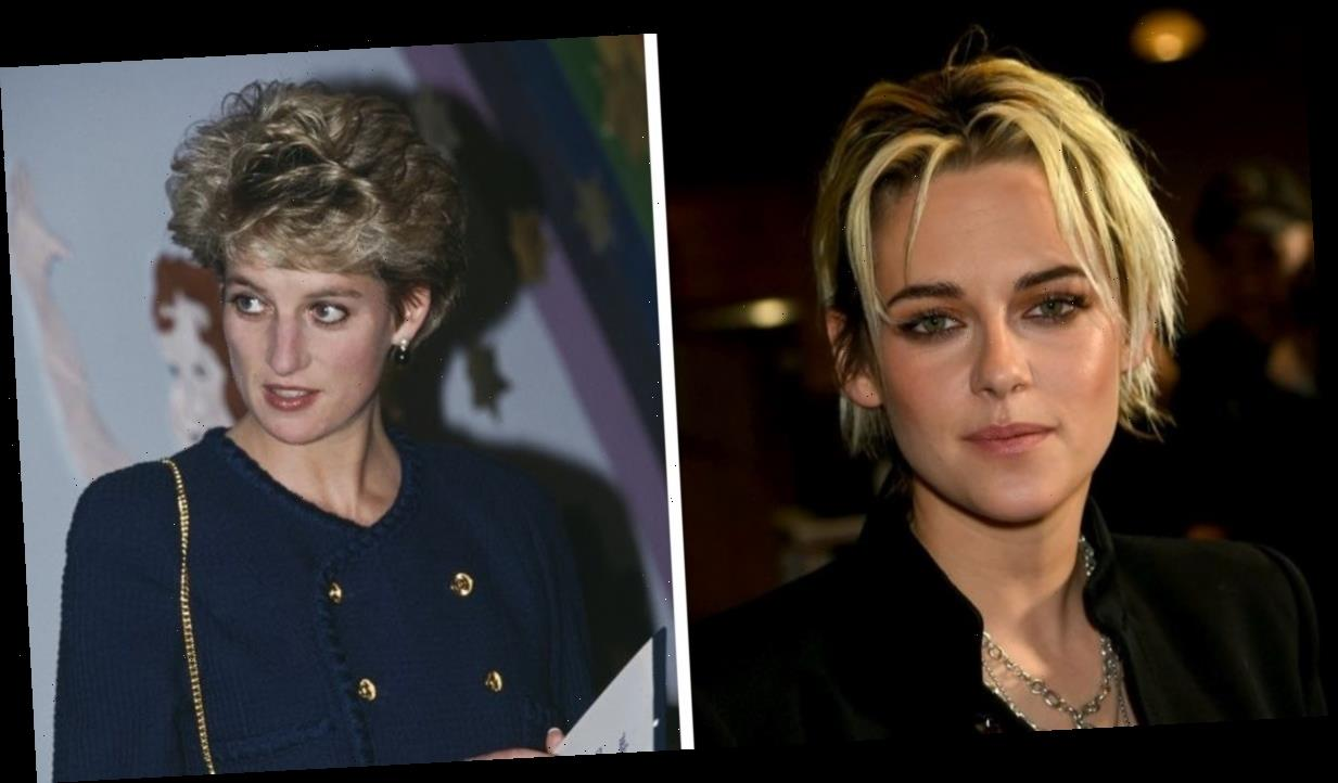 Kristen Stewart Will Play Princess Diana In A New Movie Called 'Spencer'