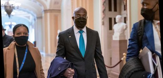 Raphael Warnock Recalls 2017 Capitol Arrest As He Returns As A Senator