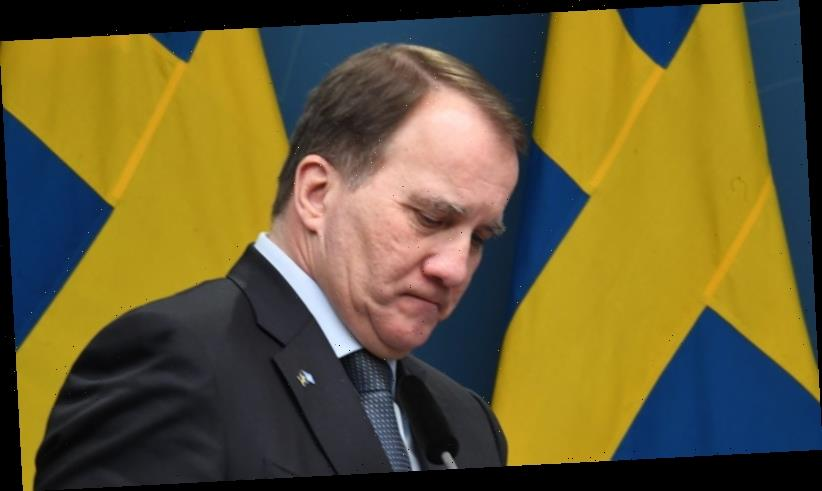 With new law, Sweden shifts towards COVID lockdown