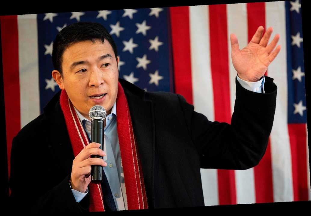 Everyone gets Andrew Yang's reason for fleeing NYC