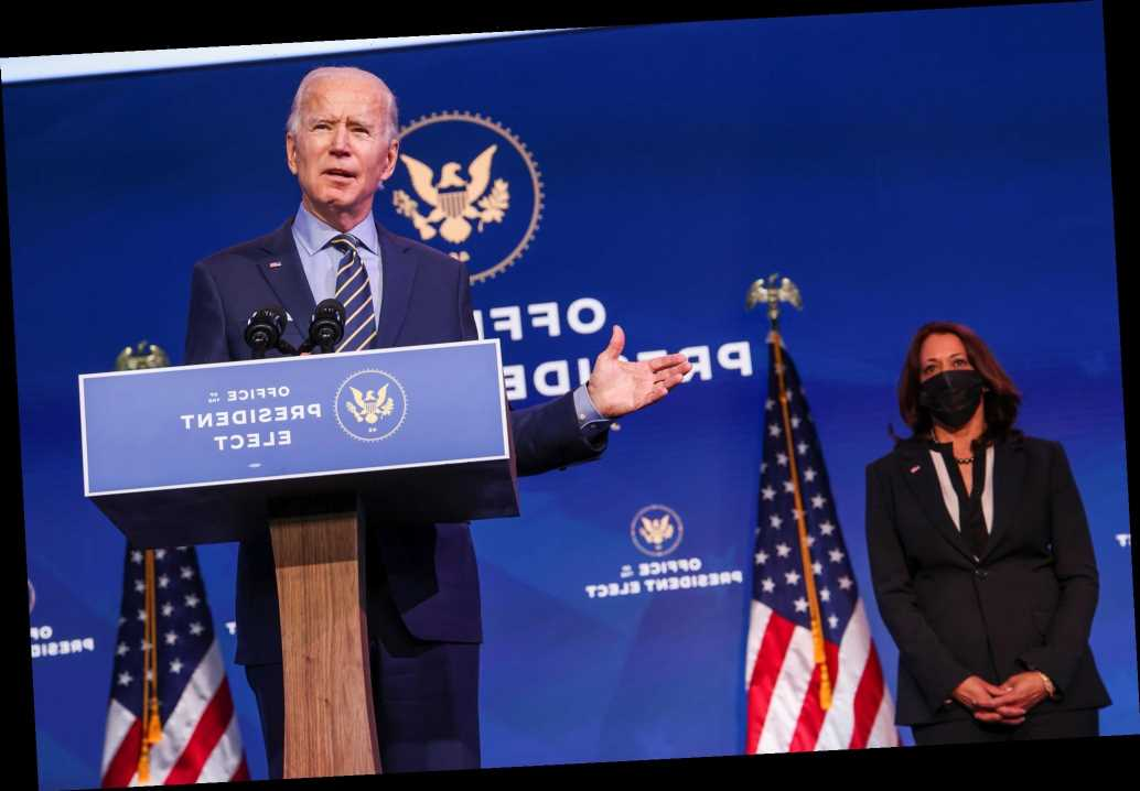 Biden, Harris take heat for claiming double standard by cops in US Capitol siege